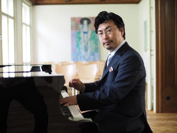 赤松 林太郎 ピアノマスターコース【渋谷校】