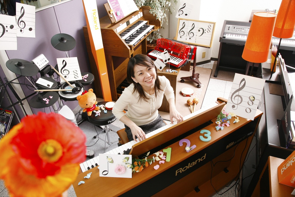 ポピュラー・ジャズピアノ科 ポピュラーミュージック コース【渋谷校】